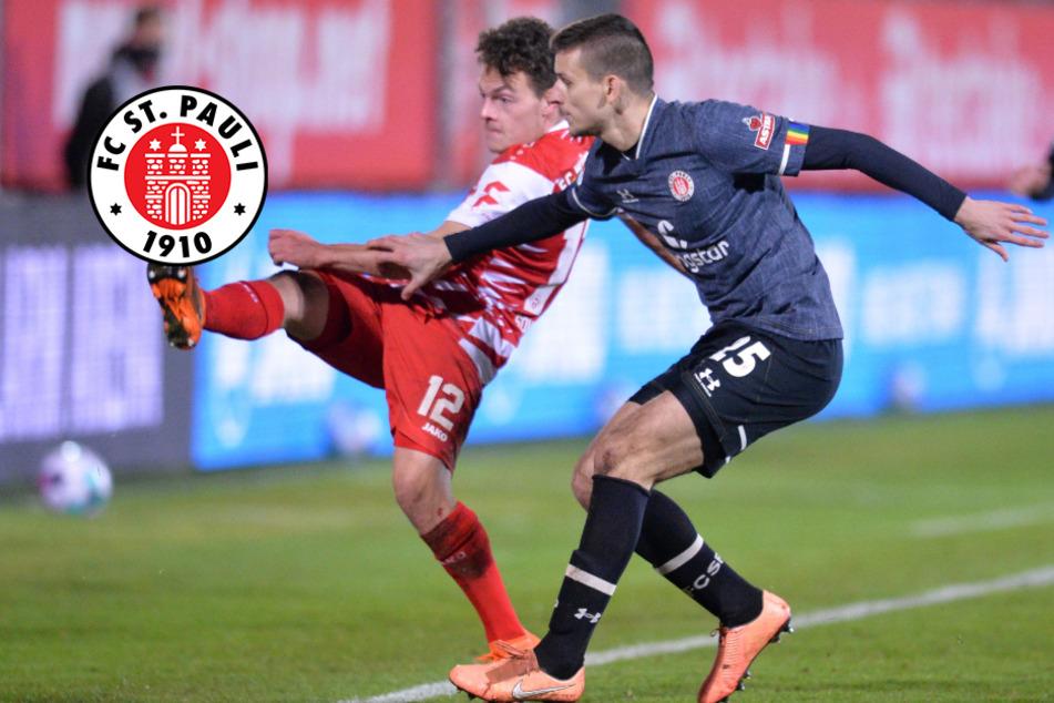 FC St. Pauli in Unterzahl! Kiezkicker erkämpfen Remis im Kellerduell