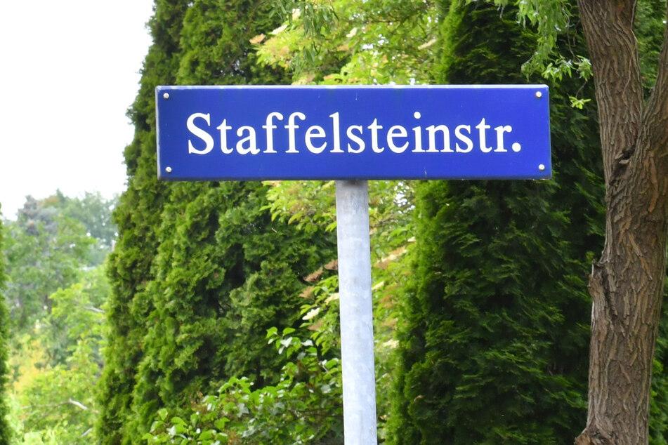 Bauvorhaben Staffelsteinstraße.