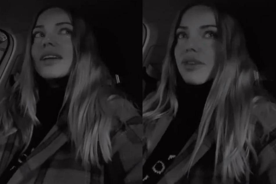 Laura Maria Rypa (24) meldete sich unter Tränen bei ihren Instagram-Fans und bestätigte die Trennung von Pietro Lombardi (28).