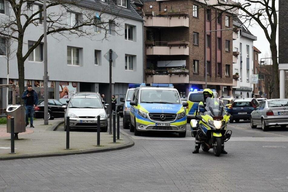 Mehrere Schüsse in Köln-Vingst, ein Mann festgenommen