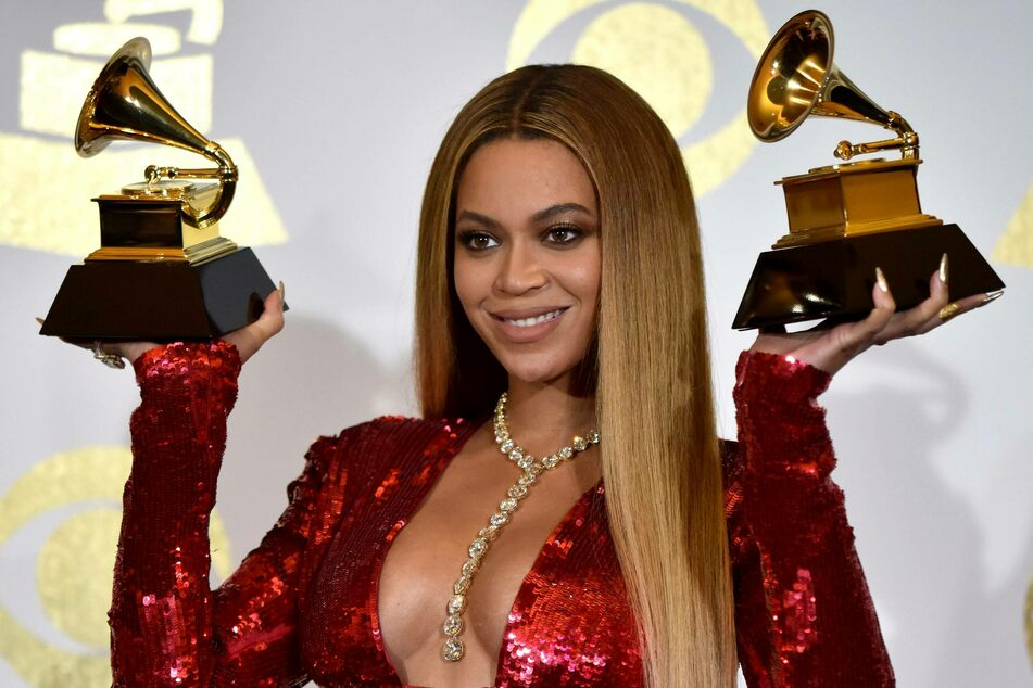 The 24-time Grammy Award winner has already given over $2.5 million to coronavirus relief efforts (archive photo).