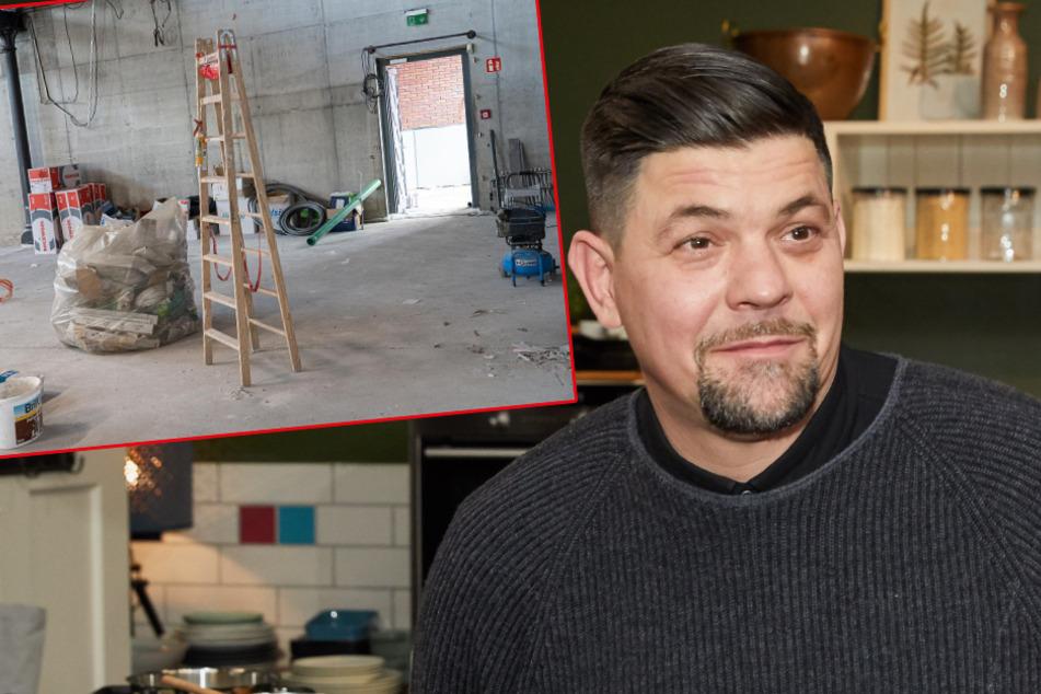 """Tim Mälzer verrät: So wird die """"Bullerei""""-Neueröffnung"""