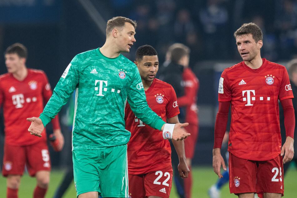 Der FC Bayern München liegt in allen Wettbewerben derzeit voll auf Kurs.