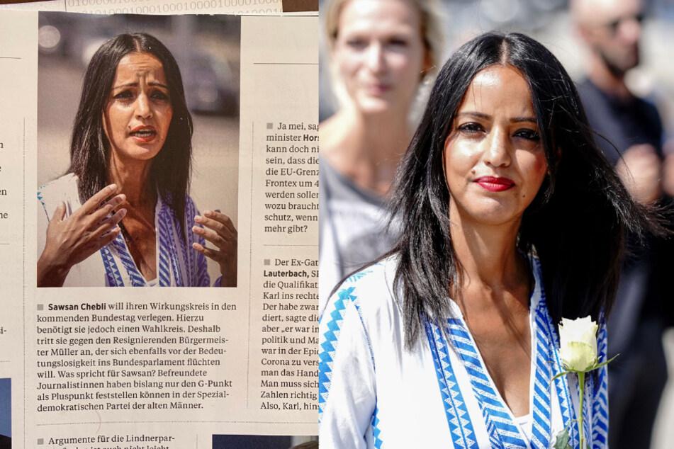 """""""Einziger Pluspunkt ist ihr G-Punkt"""": Berliner Politikerin wehrt sich gegen sexistischen Zeitungsartikel"""