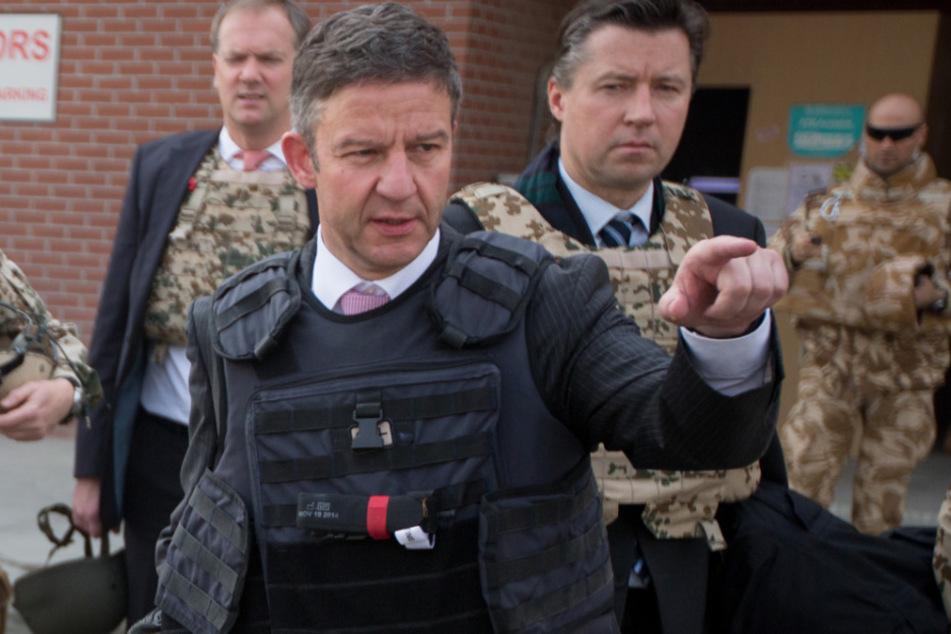 Diplomat Markus Potzel (56) soll sich mit den Taliban in Verbindung setzen.