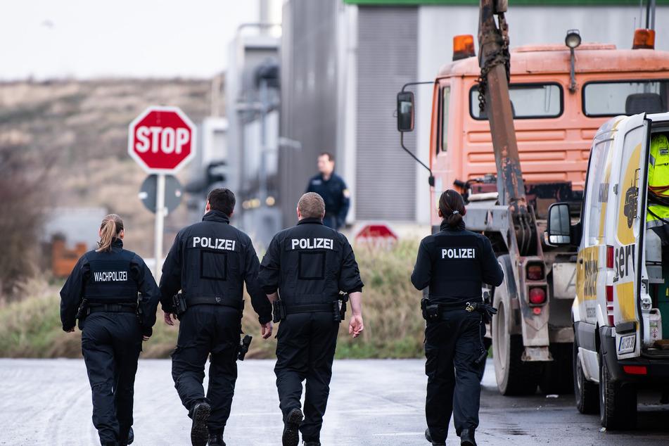 Nach akribischer Suche konnte die Polizei auf einer Mülldeponie im Main-Taunus-Kreis Knochenreste sicherstellen, die zweifelsfrei von der vermissten Frau stammten.