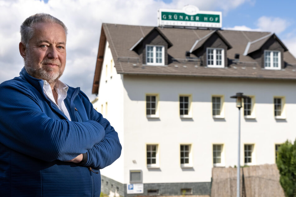 Chemnitz: Ärger um Grünaer Hof: Welche soziale Einrichtung zieht ins Ex-Hotel?