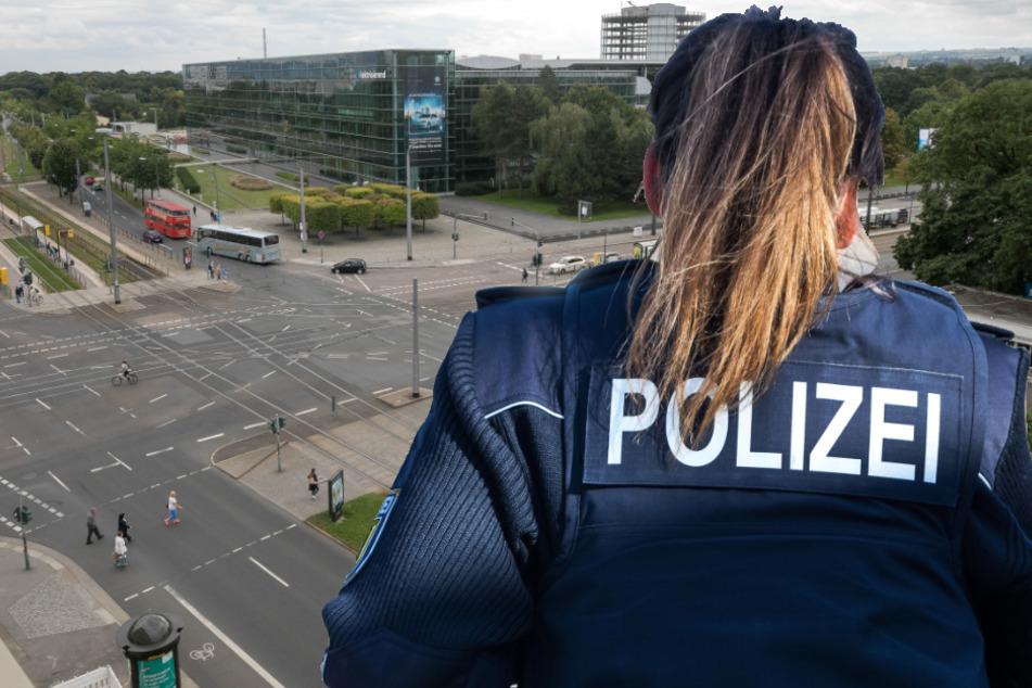 24-Jähriger zückt Messer am Straßburger Platz und will auf Mann einstechen