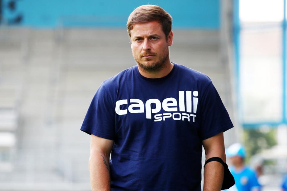 Der ehrgeizige Viki-Coach Benedetto Muzzicato (42) hat die Himmelblauen in den vergangenen Monaten entscheidend weiterentwickelt.