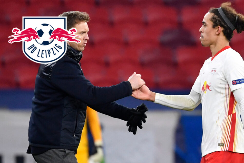 """Leipzig-Stürmer Poulsen über Nagelsmann-Verbleib: """"Ihr stellt das infrage, nicht wir"""""""
