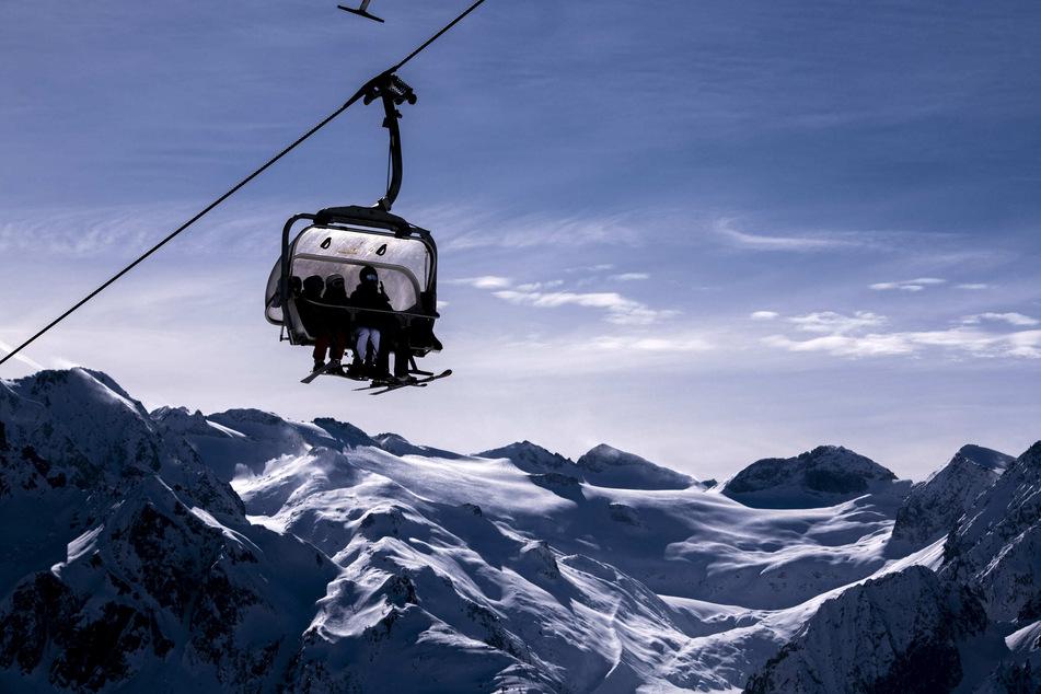 In Italien darf man trotz Corona-Pandemie bald wieder Ski fahren.