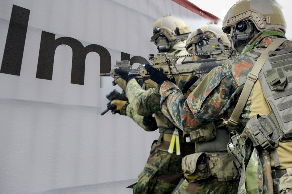 Soldat will Menschen vom Impfen abhalten: Bundeswehr zieht Konsequenzen