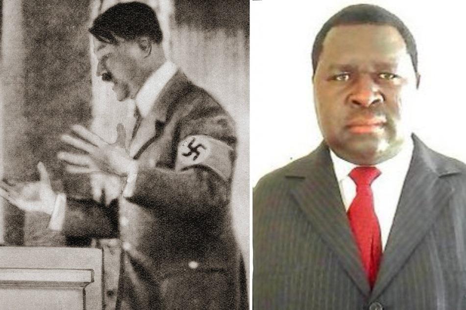 Meet Namibia's newly elected councilor: Adolf Hitler