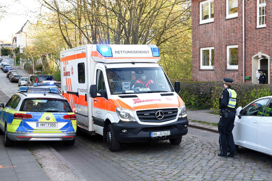 Streit in Wohnung eskaliert: Mann schlägt Frau krankenhausreif