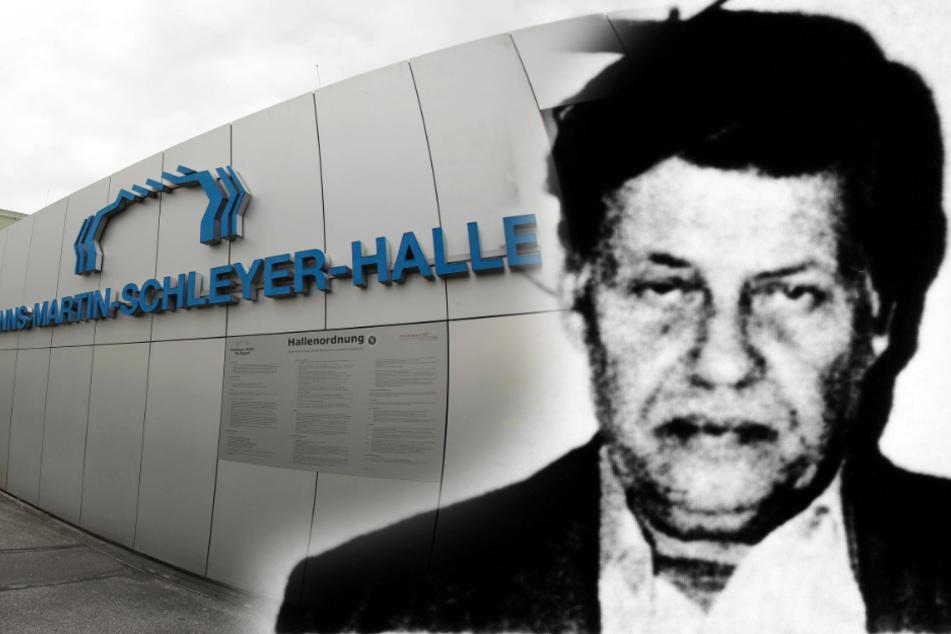 Von RAF-Terroristen erschossen: Darum soll die Hanns-Martin-Schleyer-Halle nicht mehr so heißen