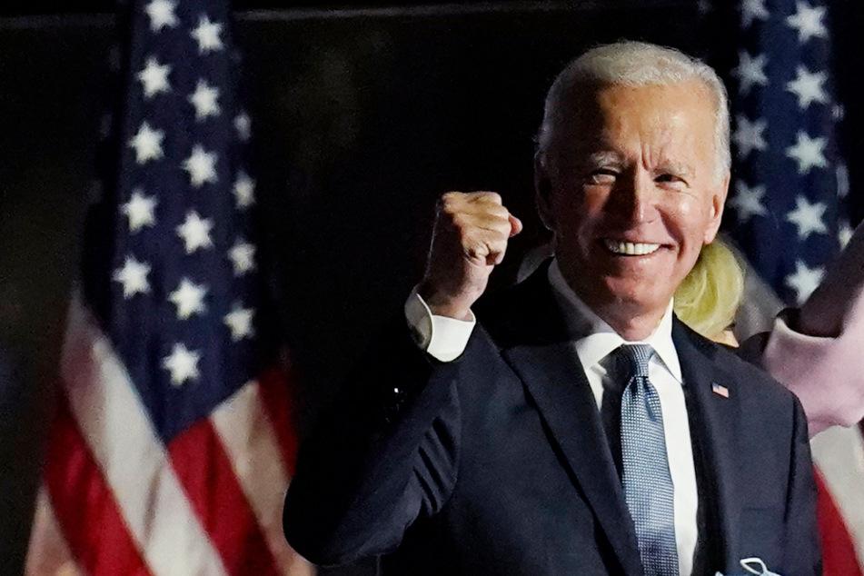 US-Wahl gilt als entschieden! Joe Biden wird neuer Präsident der USA
