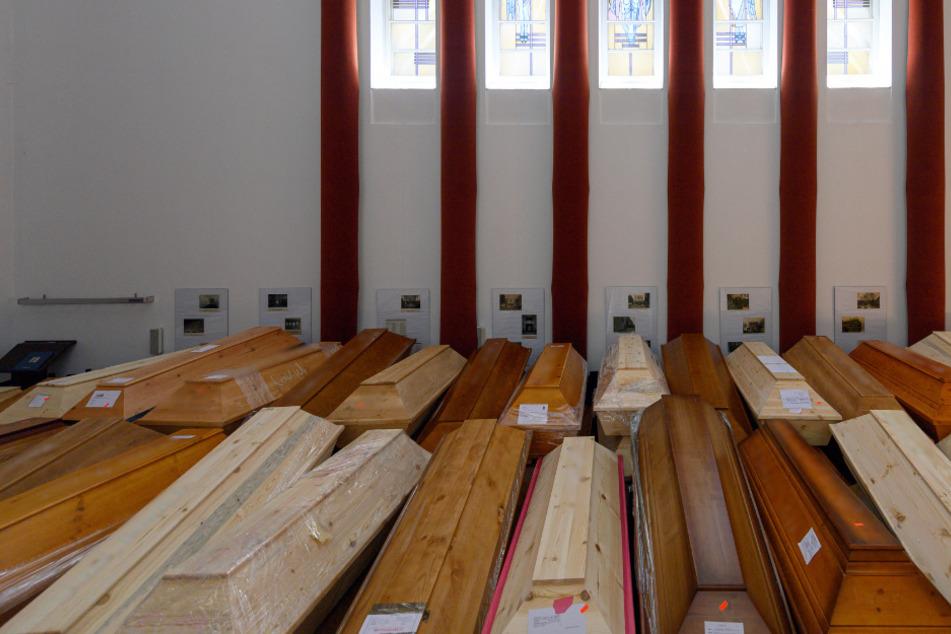 """Heftige Kritik an Krematorium in Meißen: """"Diese Bilder sind furchtbar"""""""