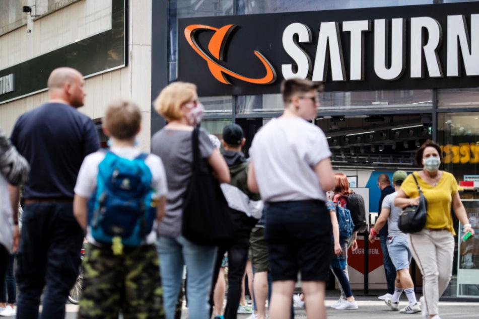 Köln: Nach Corona-Flaute: Media Markt und Saturn merken neues Kundenverhalten