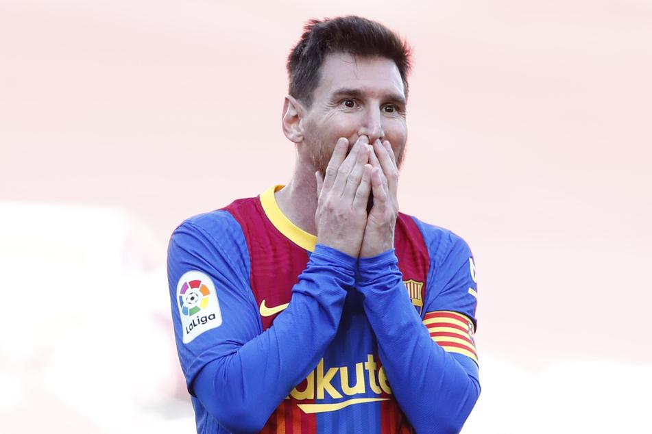 Kein Spaß: Lionel Messi (34) ist offiziell arbeitssuchend.