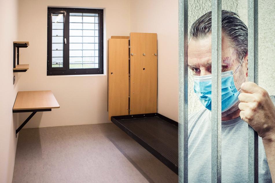 Künftige Häftlinge müssen auf ihren Knast-Aufenthalt in Sachsen warten