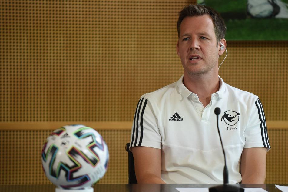 "Jochen Breideband ist ""Themenmanager 3. Liga & Amateurfußball"" beim DFB."