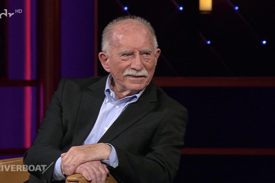 Im Riverboat erzählte Werner (82) ausführlich über seine Spielsucht.