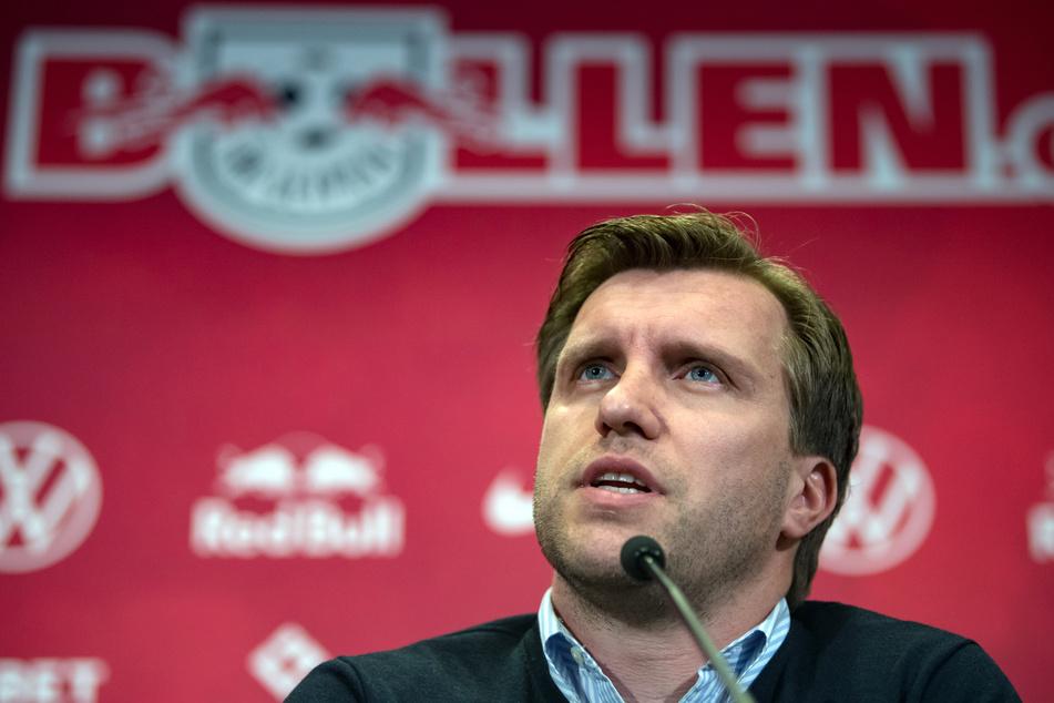 RB-Sportdirektor Markus Krösche hat sich am Freitag zu den Transferplänen der Roten Bullen geäußert.