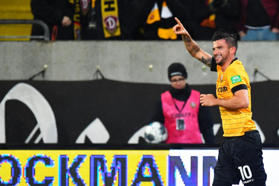 Ex-Dynamo Terrazzino unterschreibt bei Zweitligist!