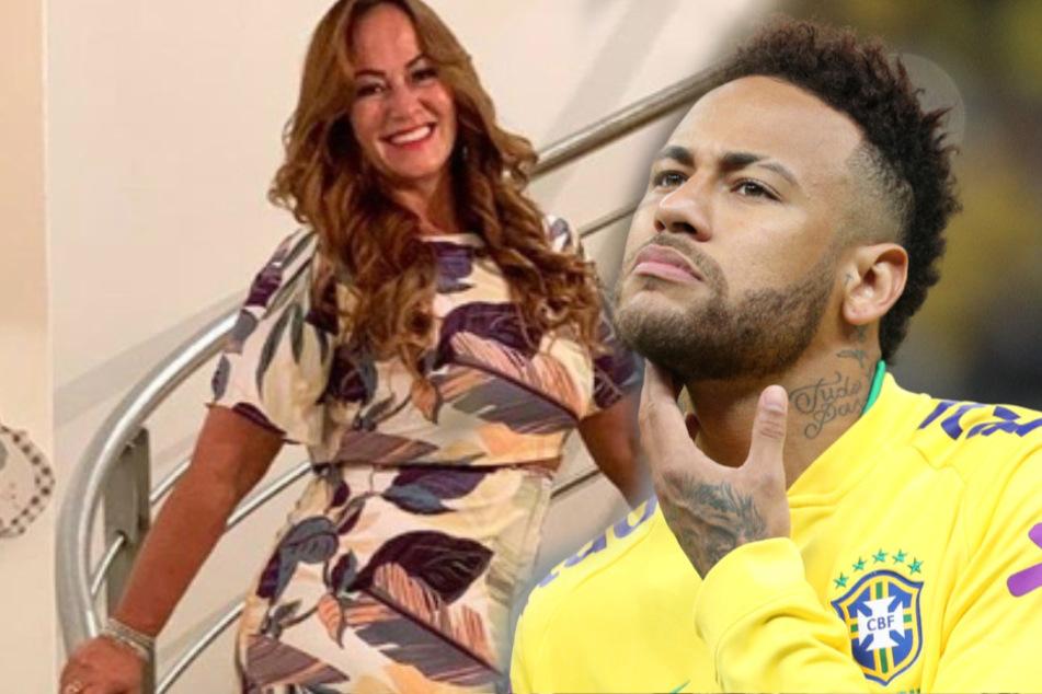Neymar Mutter