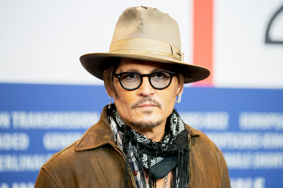 Johnny Depp (57), Schauspieler aus den USA.