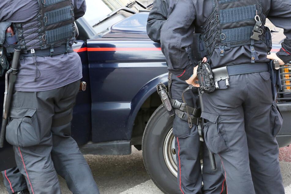 Schüsse mitten in der norditalienischen Stadt Triest! Die Polizei war mit einem Großaufgebot vor Ort im Einsatz. (Symbolbild)