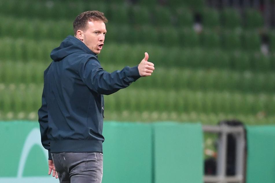 Julian Nagelsmann (33) wird ab kommender Saison den FC Bayern München trainieren.