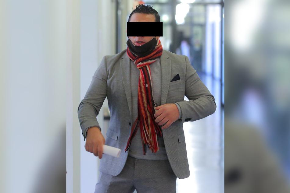 Zouheir K. (40) erklärte sich am Montag wortreich bei Gericht.