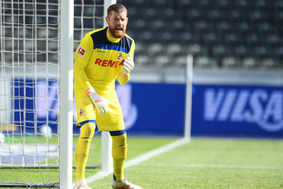 Torwart Timo Horn (28) ist ein FC-Urgestein. Er spielt seit 2008 im Verein und hat seither einige Trainer kommen und gehen sehen.