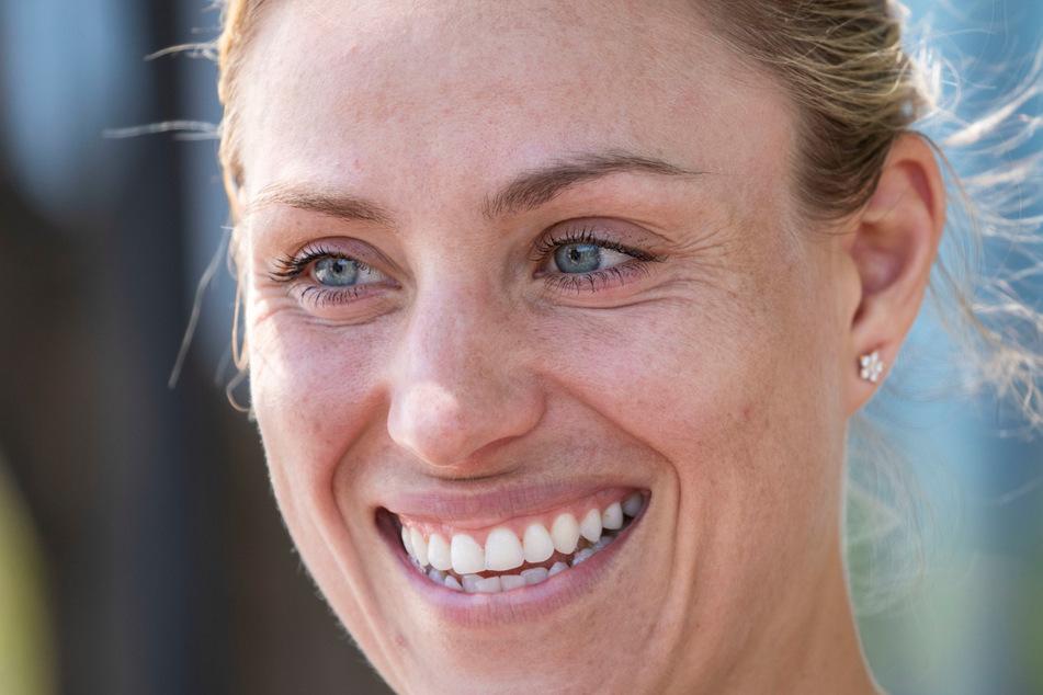 Die ehemalige Wimbledonsiegerin Angelique Kerber (32). (Archivbild)
