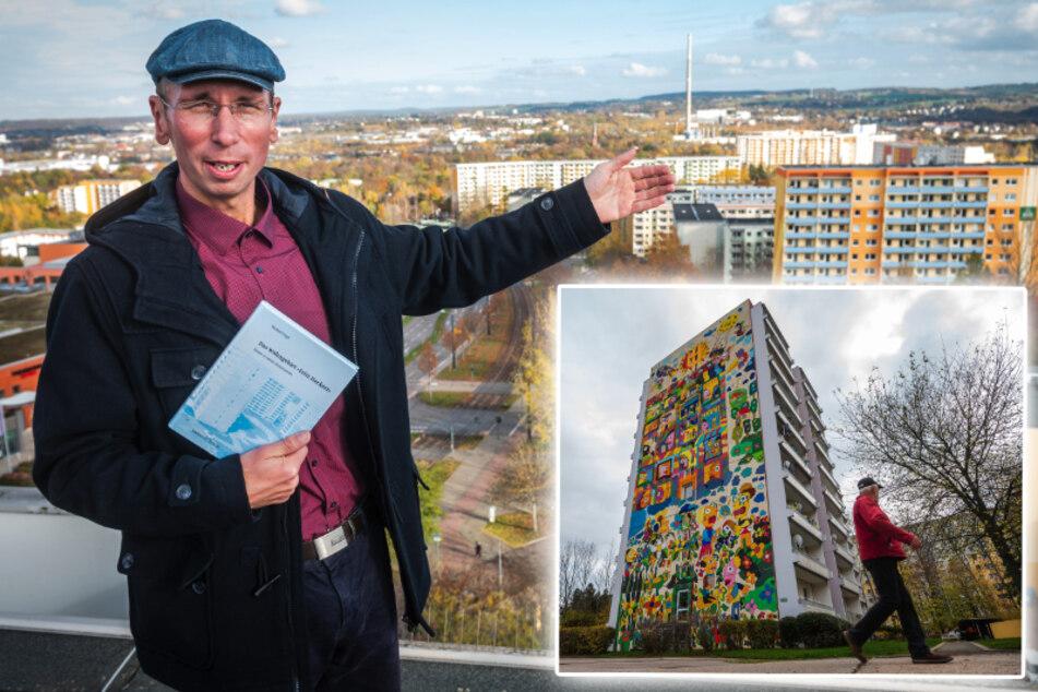 Chemnitz: Geheimtipps vom Chemnitzer Heimatforscher: Die schönsten Orte im Heckertgebiet