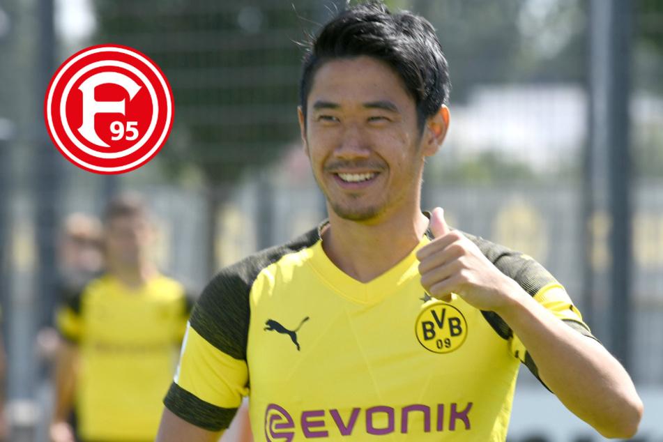 Fortuna Düsseldorf hätte Transfer-Hammer eintüten können! Ex-BVB-Star stand auf der Liste