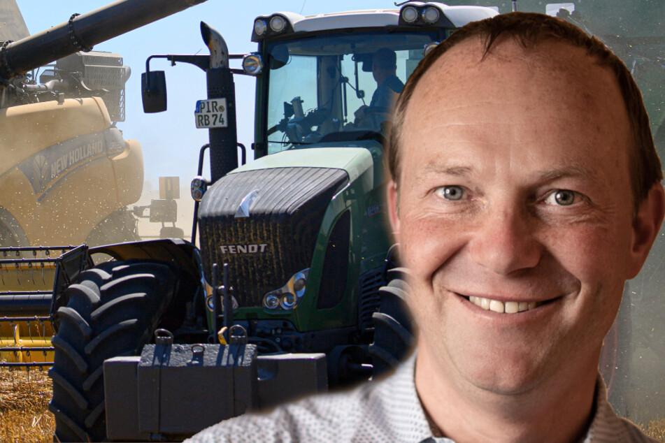 """Landwirtschafts-Minister im Interview: """"Es geht nur gemeinsam mit den Landwirten"""""""