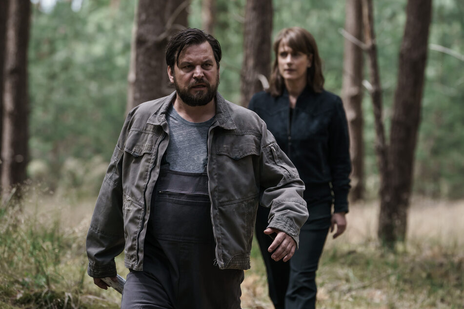 """Alexander Geršak (47) spielte in einer """"Polizeiruf 110""""-Folge den Gärtner Markus Wegner."""