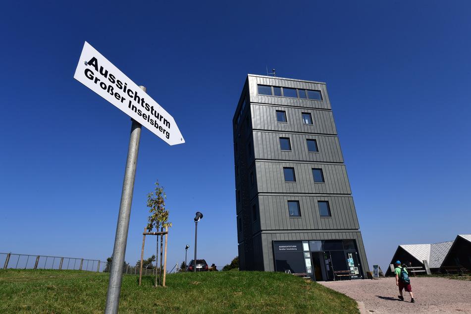 """Die Region """"Inselsberg - Drei Gleichen"""" wurde zum Unesco-Geopark ernannt."""