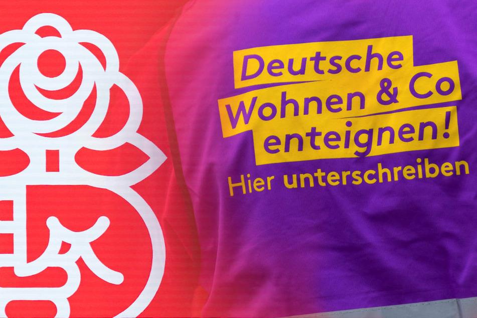 """Berlin: """"Deutsche Wohnen & Co. enteignen"""": Jusos unterstützen Volksbegehren"""