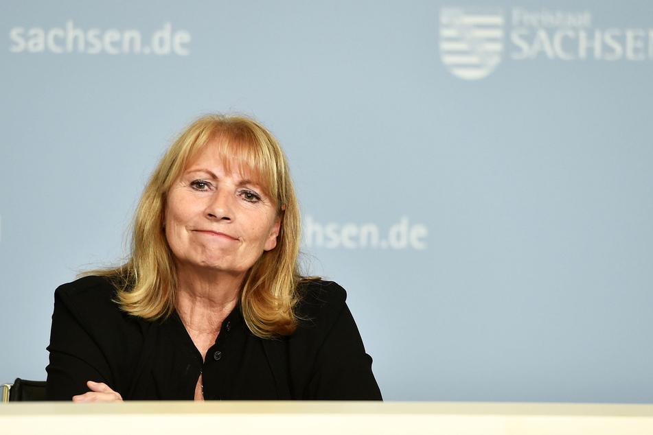 Gesundheitsministerin Petra Köpping (63, SPD) ist mit der Impfquote im Freistaat unzufrieden.