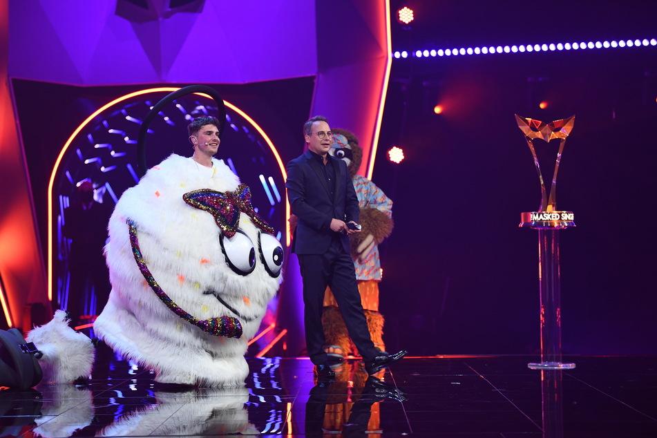 "Matthias Opdenhövel moderiert die Erfolgs-Show ""The Masked Singer""."