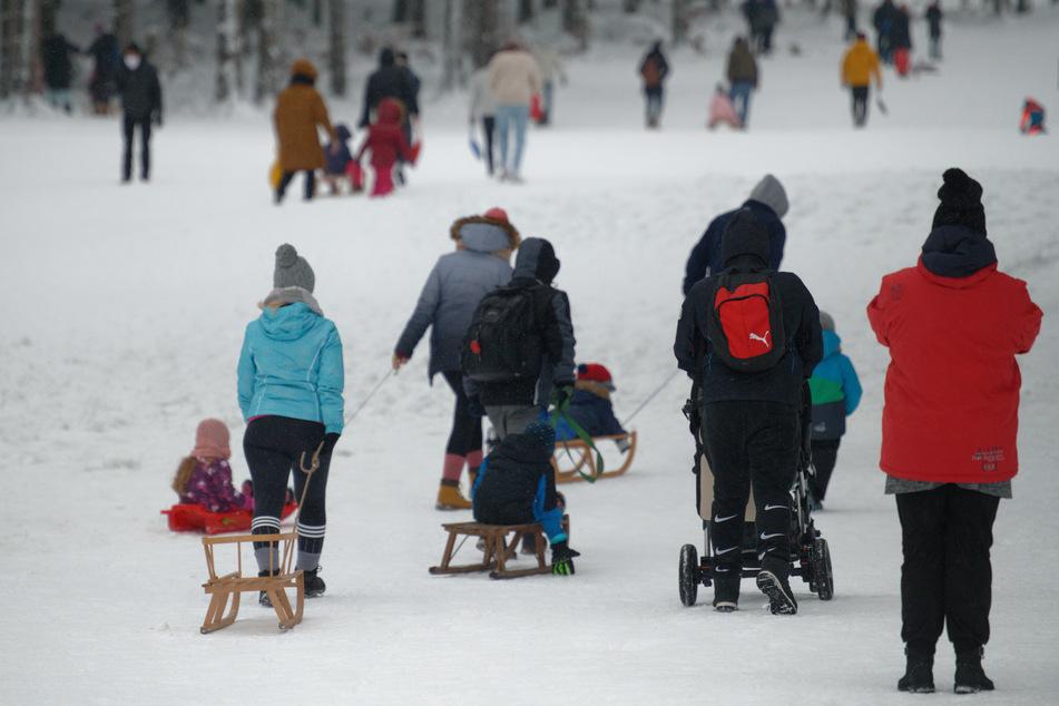 """Psychologen über Andrang auf Wintersport-Orte: """"Menschlich nachvollziehbar"""""""
