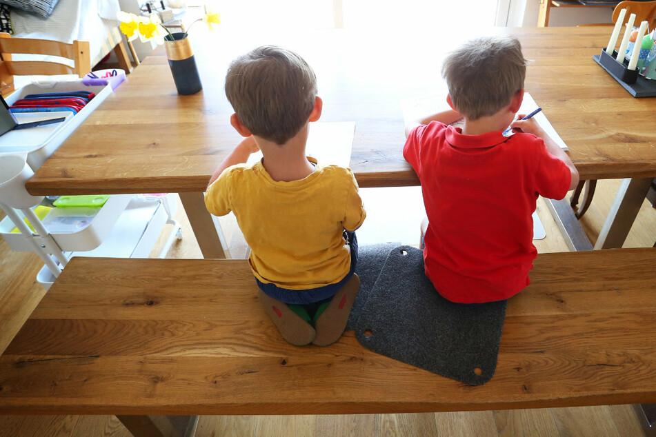 Nach dem Lockdown seien bei Kindern Störungen der Sprach- und Sprechentwicklung zu erkennen. (Symbolbild)