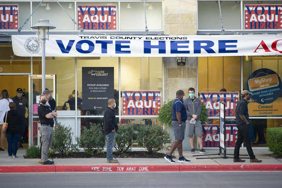 Republicans in the Texas legislature are seeking to limit measures intended to expand voter access.