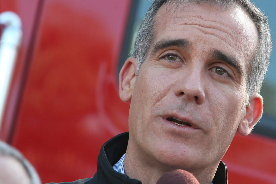LA Mayor Eric Garcetti to be deposed in sexual harassment case