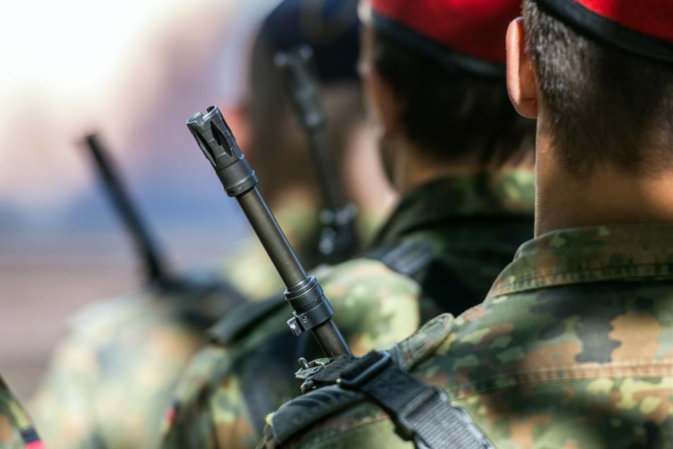 Bundeswehrsoldat festgenommen: Plante er einen Anschlag?