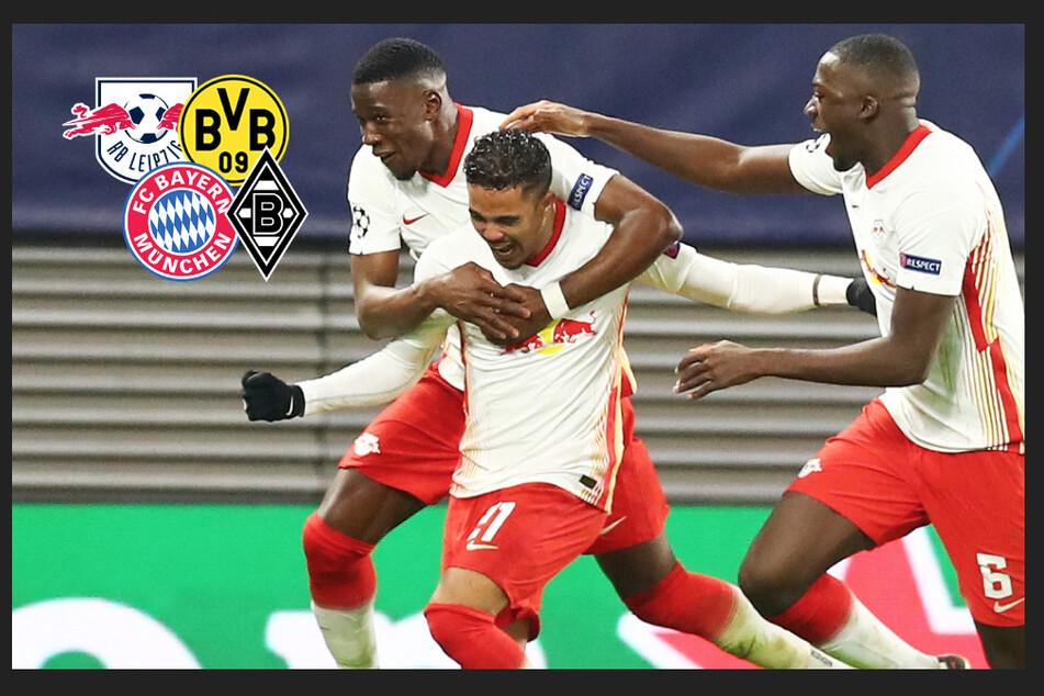 Vier gewinnt: Bundesliga beweist Klasse in der Champions League