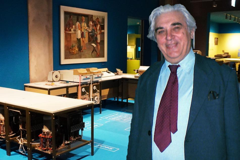 Er war der Steve Jobs von Sachsen: Lausitzer erfand ersten Tischcomputer der Welt